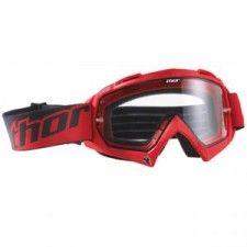 Masque Thor kid Enemy Rouge #masque #Speedway #enfant #moto #rouge #pluie #rouge