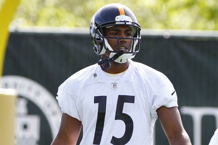 Justin Brown update - Pittsburgh Steelers camp