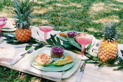 63 Bold And fun Tropical Bridal Shower Ideas   HappyWedd.com #PinoftheDay #bold #fun #tropical #bridal #BridalShower #ideas
