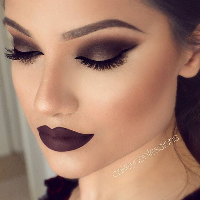 """""""Perfection  @cakeyconfessions @shophudabeauty lashes in Scarlett"""" Photo taken by @hudabeauty on Instagram, pinned via the InstaPin iOS App! http://www.instapinapp.com (08/28/2015)"""