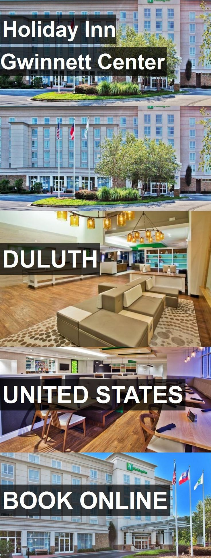 Hotel Holiday Inn Gwinnett Center in Duluth, United States. For more information, photos, reviews and best prices please follow the link. #UnitedStates #Duluth #travel #vacation #hotel