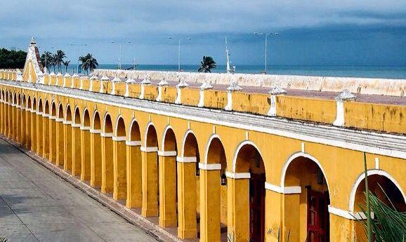 Murallas de Cartagena, Bolívar, Colombia.