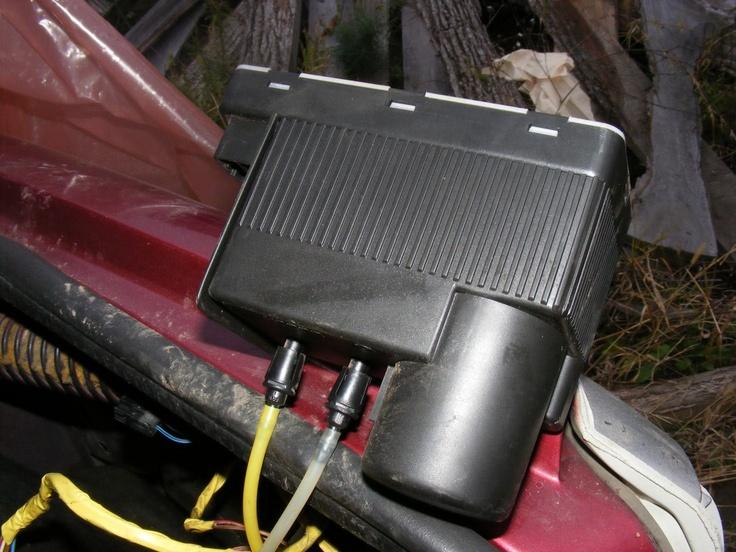 Image Door Lock Vacuum Pump, Mercedes Benz C220 / W202