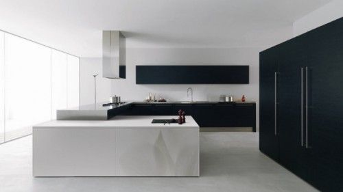 Stunning Contemporary Kitchens Designs   by Meson's Cucine