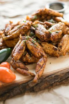 Our Southern-style frog legs are smoky, spicy, & down right meaty. So switch up chicken wing night, these smoked frog legs have got more kick.