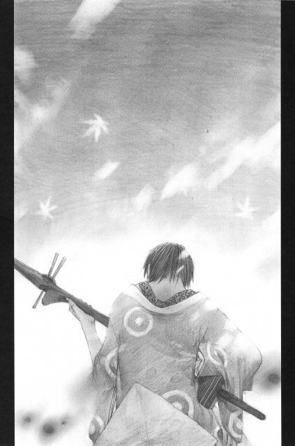 Hiroaki Samura, Blade of the Immortal, BotI Illustration Collection, Makie Otono-tachibana