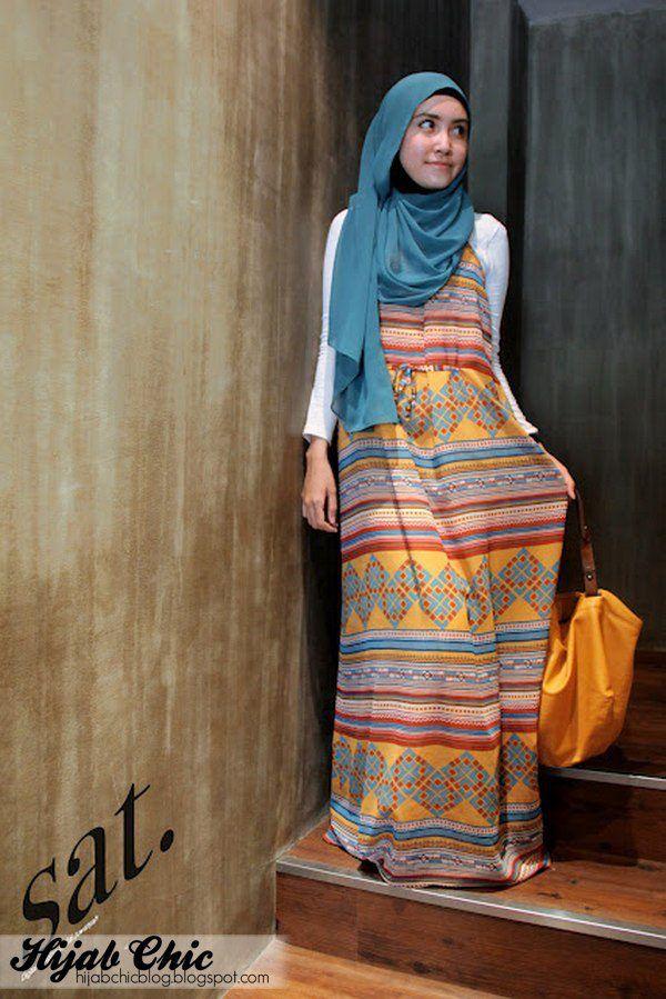 Muslim Hijab is fashionable