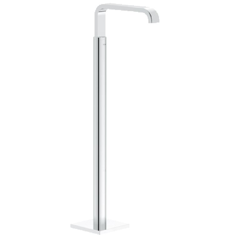 Grohe Allure Bath Spout Floor Mounted In Chrome