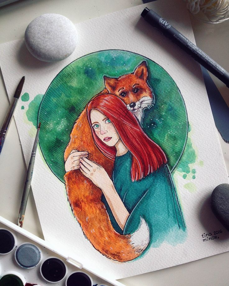 Foxytales by TINA MINOR (c)