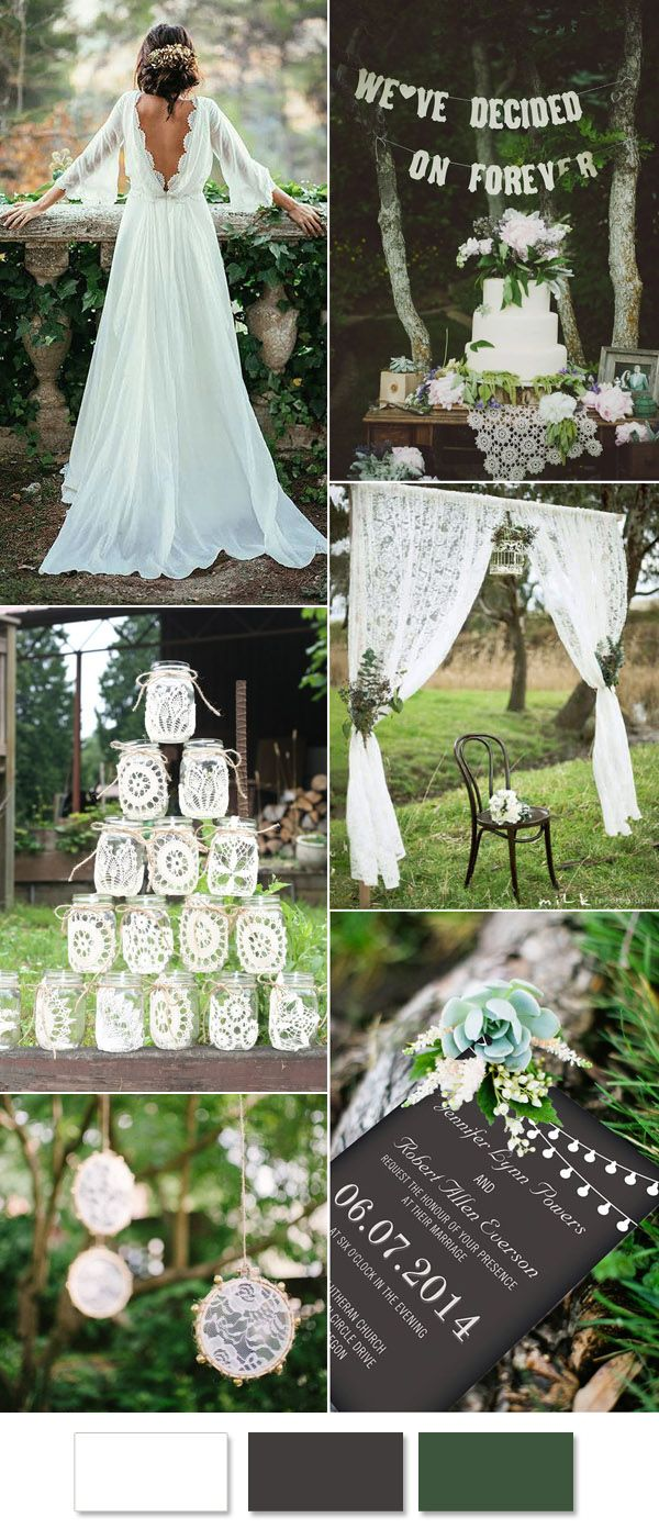 Best 25+ Woodland wedding dress ideas on Pinterest | Boho ...