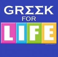 Panhellenic ~ Greek for Life You got it! Greek T-Shirts That Rock.com