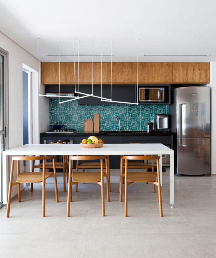 88 best Küche images on Pinterest Kitchen dining, Ikea kitchen - küchenrückwand edelstahl optik