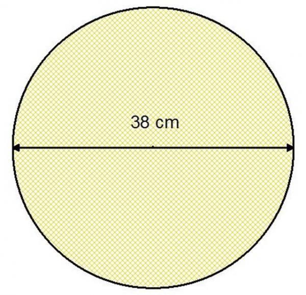Cómo sacar el área de un círculo - 5 pasos - unComo