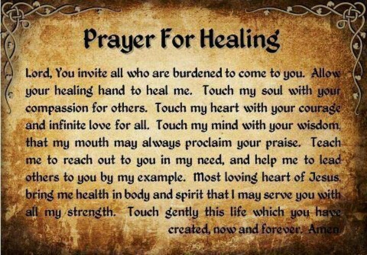 Td Jakes Quotes On Family: Prayer For Healing