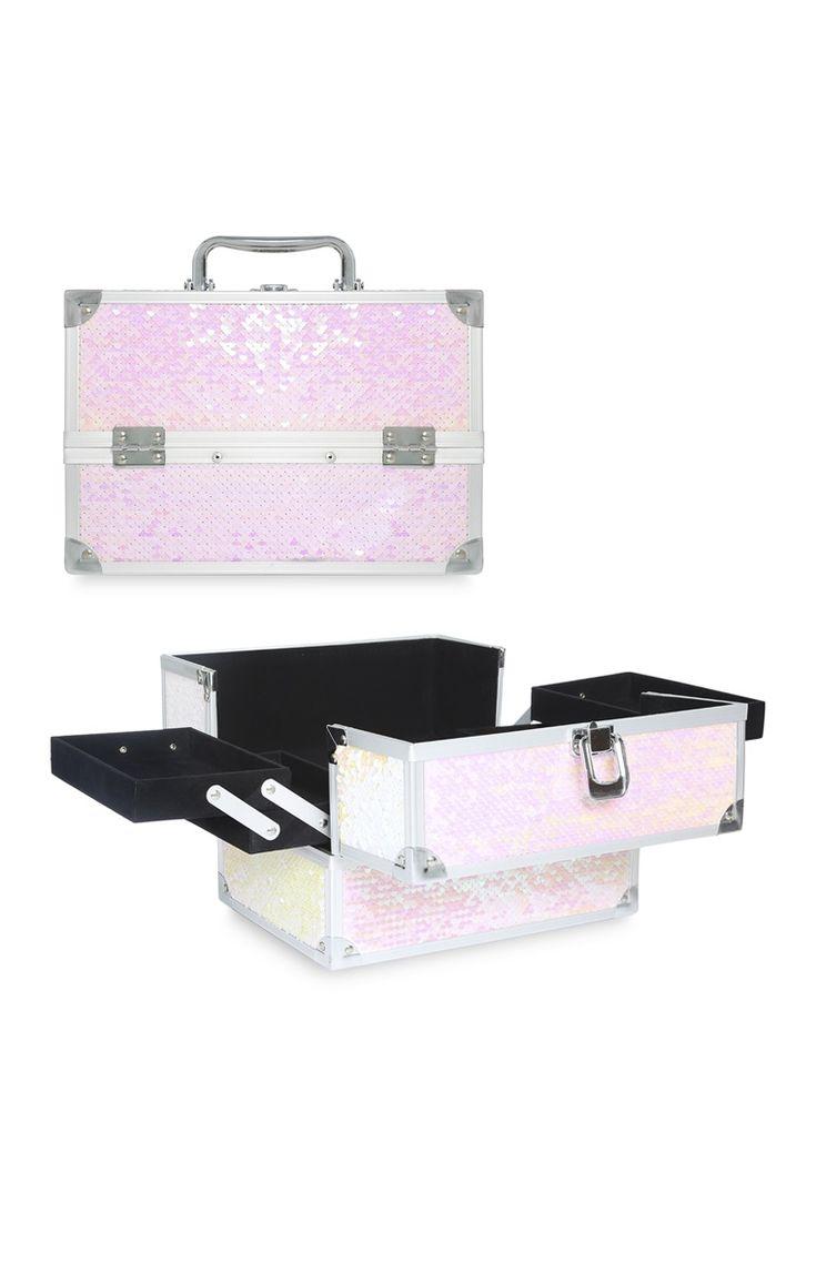 Beautycase Nailpolish Make Up Primark Makeup