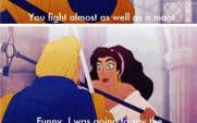 The best Disney insults and comebacks. Didn't even notice half of these lines in the movies!