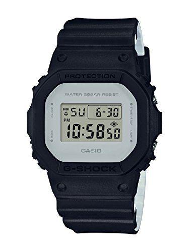 Casio G-Shock Classic Design Series Sqaure Black Watch DW5600LCU-1