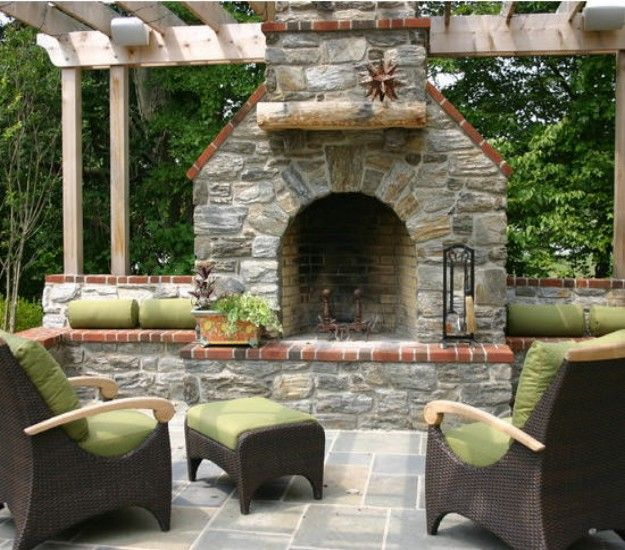 Best 25 fire pit gazebo ideas on pinterest fire pit for Outdoor gazebo plans with fireplace