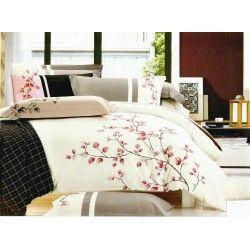 Lenjerie de pat de lux cotton 100%