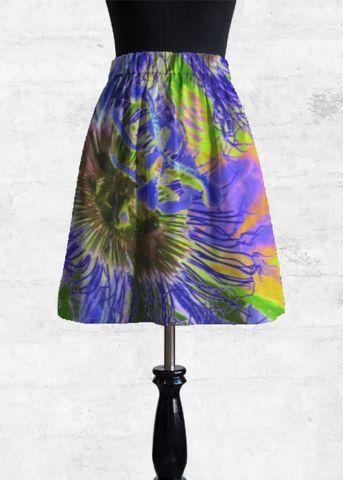 Cupro Skirt - space chic by VIDA VIDA Cheap Sale Best Prices IljQXnRzU