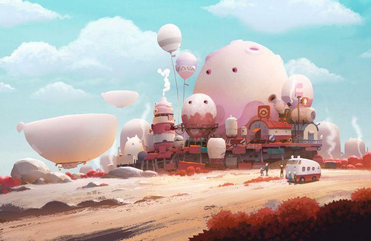 The Art Of Animation, Quan Pham Tung -...
