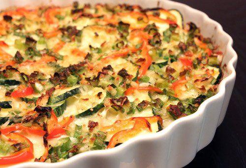 Torta di verdure - La ricetta di Buonissimo