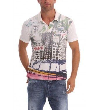 Desigual triko Miami City