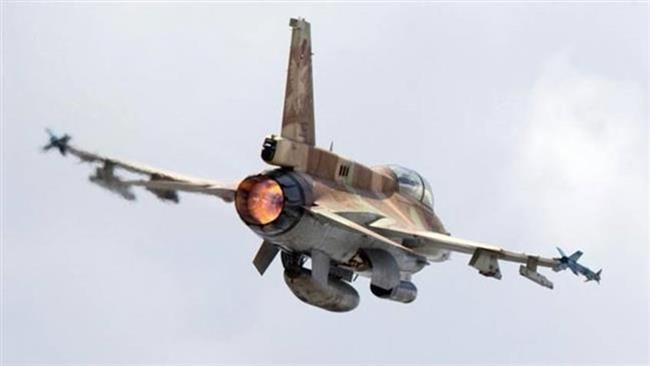 Israeli fighter jets carry out multiple airstrikes on various positions throughout the Gaza Strip.