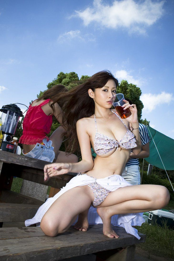 Anri Sugihara - outdoors fun 2 by Anri-Sugihara.deviantart.com on @DeviantArt