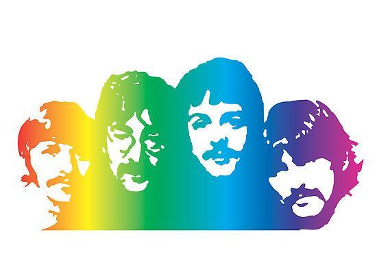 Ringo, John, Paul, & George!