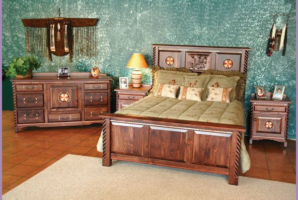 southwest style furniture pictures