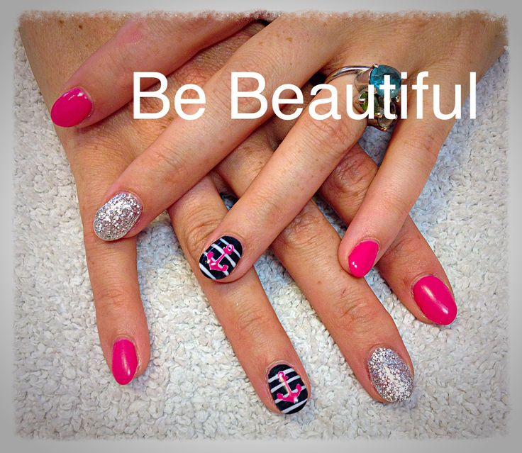 #Pink##strips#ankre#summer#holiday#nail#nailart