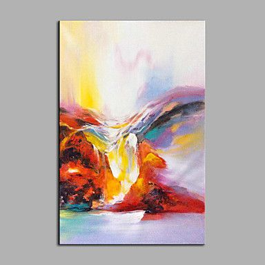 【今だけ☆送料無料】現代 アートなモダン キャンバスアート アートパネル 抽象画1枚で1セット 自然 抽象 風景 紅葉 山 マウンテン【納期】お取り寄せ2~3週間前後で発送予定