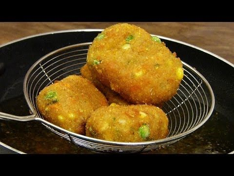 Veggie Nuggets   Crispy, Healthy – Loaded with Crunchy Veggies   Snack ON! #Vegetable #Nuggets #Snack
