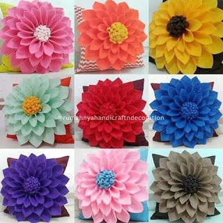 Rumahnya Handicraft and Decoration: SARUNG BANTAL KURSI DAHLIA