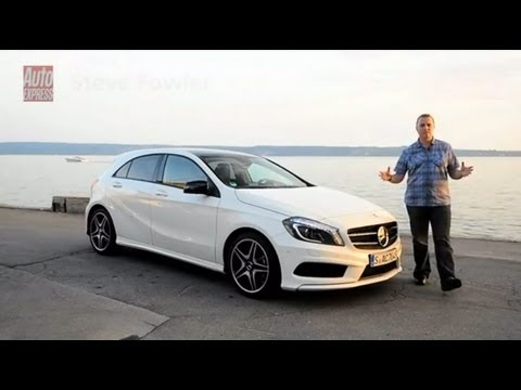 2014 Mercedes Benz A45 AMG    Posted on Mar 18, 2013    Mercedes Benz release A Class 2014 highest grade version A45 AMG, body shorter but has the world's most powerful 2 litre turbocharged 4-cylinder gasoline engine, maximum horsepower to 360, the 0-100 only takes 4.6 seconds. With AMG SPEED SHIFT DCT 7-speed transmission, top speed of 250 km per hour, four-wheel drive transmission. Scheduled for July 2013 launch.