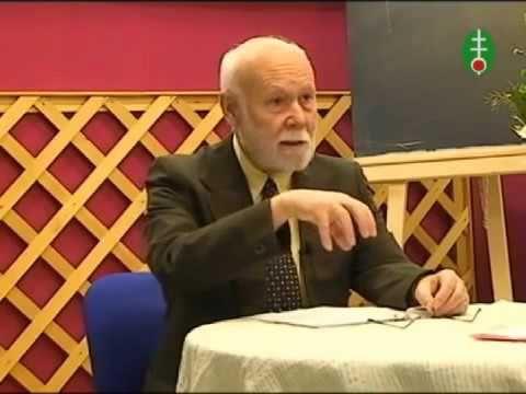 """Magtár esték 1     """"Öntsünk tiszta vizet a pohárba!  Géczy Gábor és Országh József beszélgetése - YouTube"""