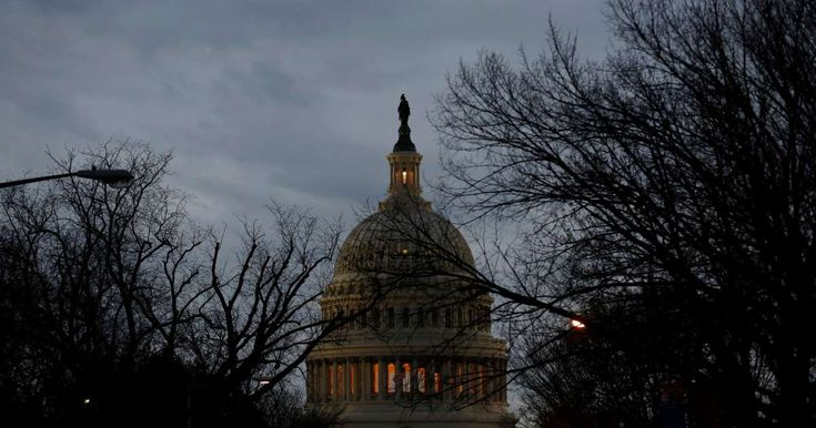 Senate adjourns without deal to end government shutdown; vote postponed until noon Monday  - January 21, 2018.  The government shutdown headed into its third day after frantic efforts Sunday by a bipartisan group of moderate senators failed to produce a compromise on immigration and spending.