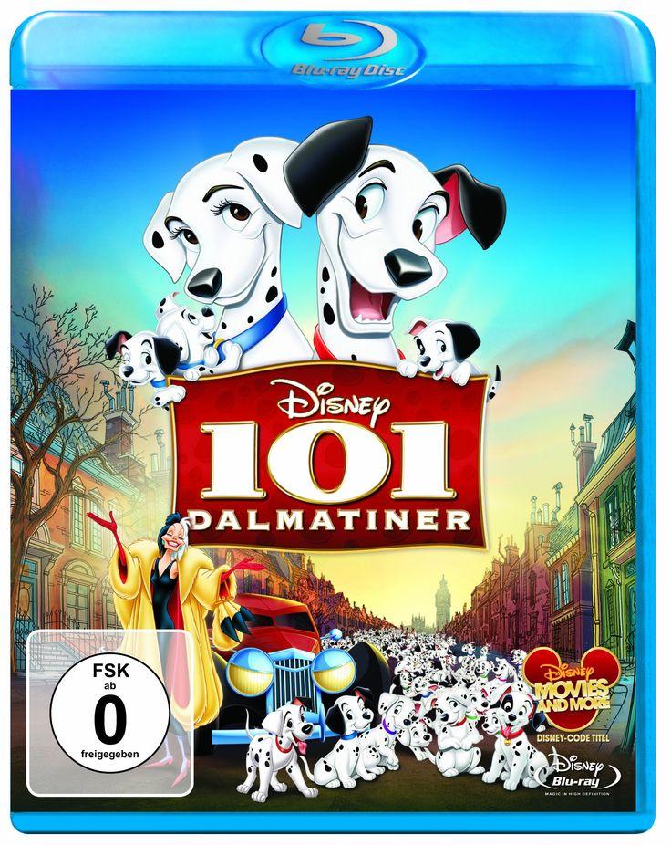101 Dalmatiner [Blu-ray]