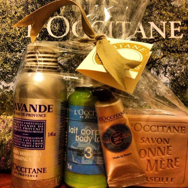 L'occitane  en provence: le meilleur