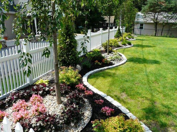 Done Right Landscape - Wakefield, MA, United States. Done Right Landscape  This photo will show you the dramatic effect that landscaping can have on  your ... - 13 Best Done Right Landscape Design Jobs Images On Pinterest