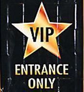 Movie Night VIP Door Cover