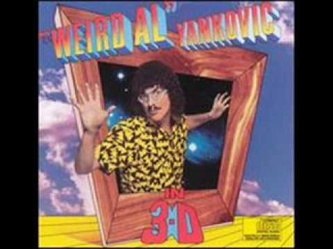 http://music-mix.ew.com/2014/07/03/weird-al-songs-stories-eat-it-fat/ links to a behind the scenes interview with Weird Al, plus links to a lot of his videos