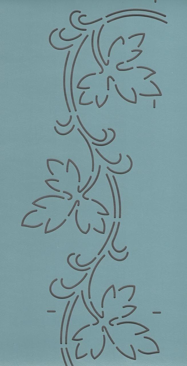 """Continuous Vine 5.5"""" - The Stencil Company"""