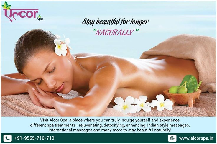 Stay young and beautiful with the rejuvenating spa services by Alcor Spa and experience a trance of relaxation to release all the stress.  Book now! Visit: http://alcorspa.in/