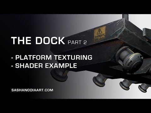 MARI and the Texturing Pipeline on The Order 1886 - YouTube