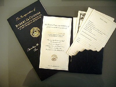 8 best Presidential Inauguration images on Pinterest Presidential - best of invitation card sample for inauguration