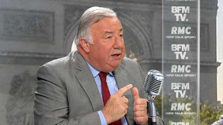 """Baisse du nombre d'élus locaux: """"la surprise du chef"""" pour Larcher"""