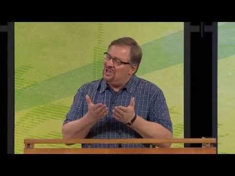 Día 3 - Qué guía tu vida Una vida con Proposito Rick Warren - YouTube