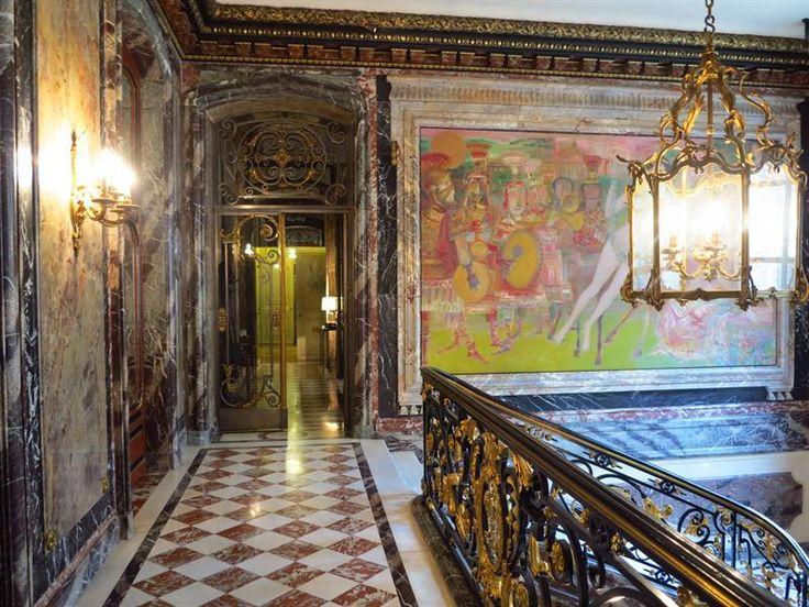 203 best images about appartement paris immobilier on pinterest 575 2 and champs - Hotel miroir plafond paris ...